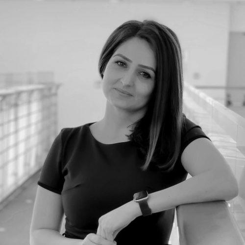 Гергана Маркова – Мениджър Човешки ресурси и Администрация, ЕГТ Интерактив